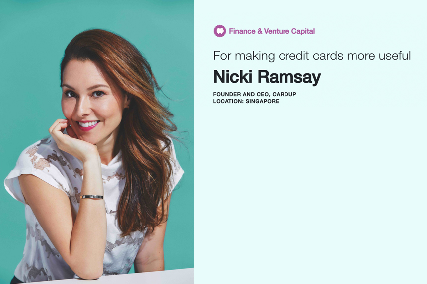 Nicki Ramsay Gen T. 2020 feature with Generation T