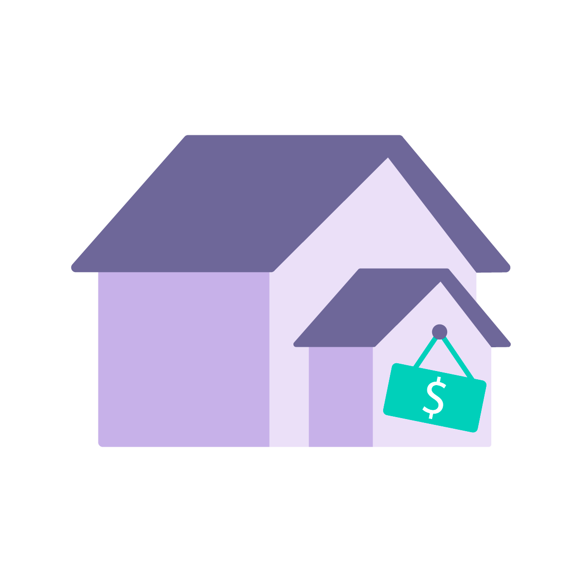 Pay rent and rental deposit