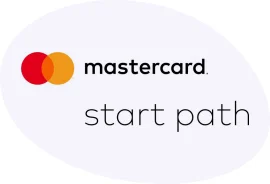 Mastercard start path logo