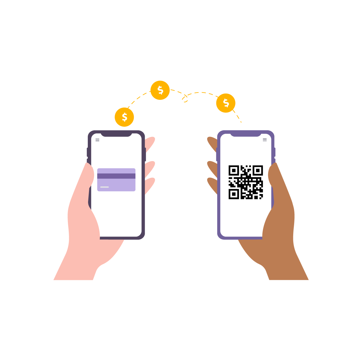 Pay and get paid digitally and with a credit card