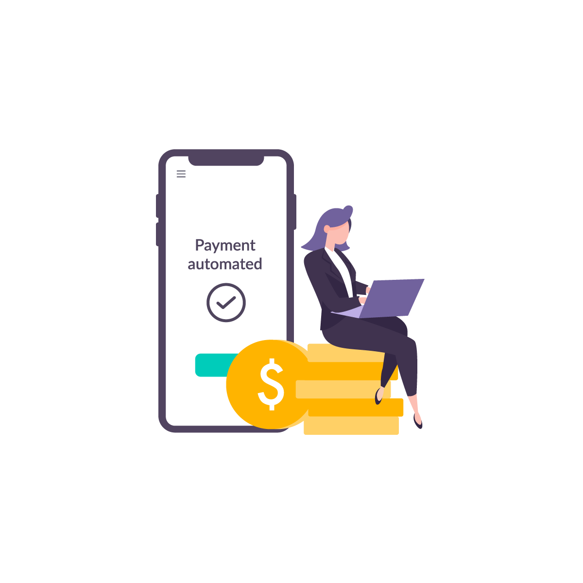 Automate your payment, focus on more important business operations