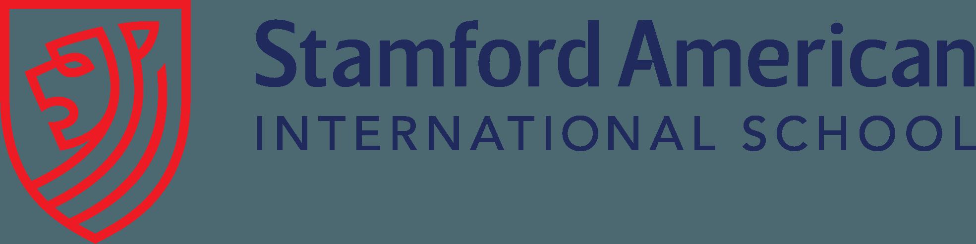 STAMFORD AMERICAN INTERNATIONAL SCHOOL LOGO